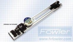 Fowler INTEX Comparator Beam Gage