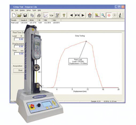 Force Gage Software