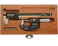 Caliper and Micrometer Set