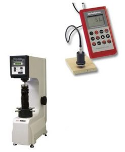 HARDNESS TESTERS & COATING THICKNESS MEASUREMENT