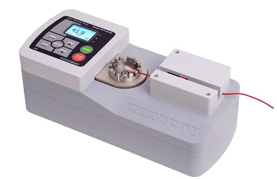 mark-10 wire crimp force tester
