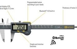 FOWLER WIRELESS BLUETOOTH CALIPER