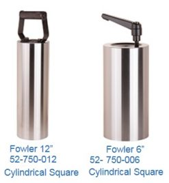 Fowler Cylindrical Squares