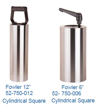 Fowler Cylindrical Square