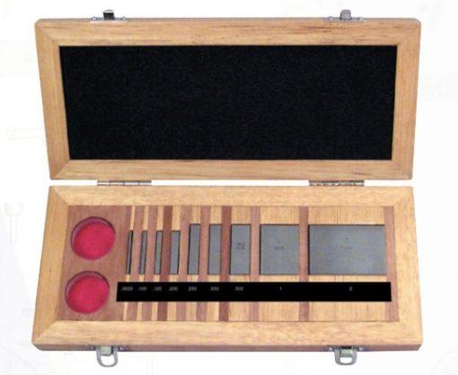 Fowler Micrometer Calibration Set