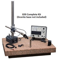 mahr federal surface plate calibration