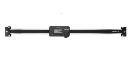 Mitutoyo 572-490 Absolute Digimatic Horizontal Scale Unit 0-4 inch