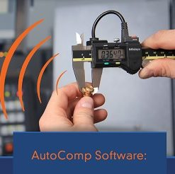 AUTOCOMP SOFTWARE MACHINE TOOL OFFSET