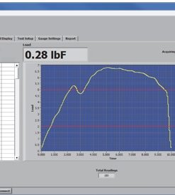 mark-10 force gauge software