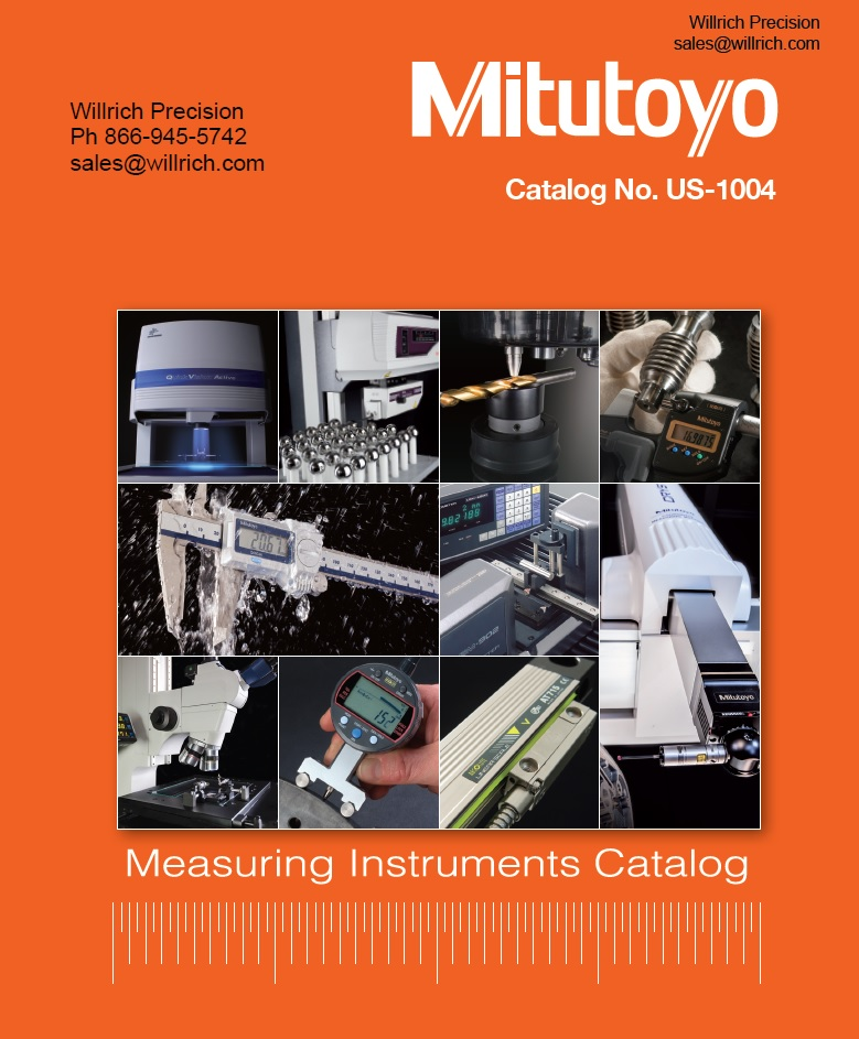 mitutoyo catalog