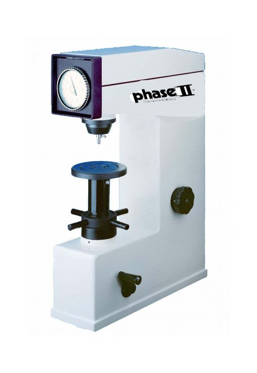 Phase II Rockwell Dial Hardness Tester 900-331