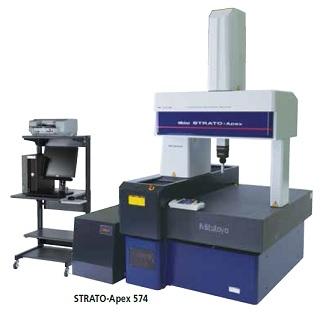 Mitutoyo Strato Apex High Accuracy CNC photo