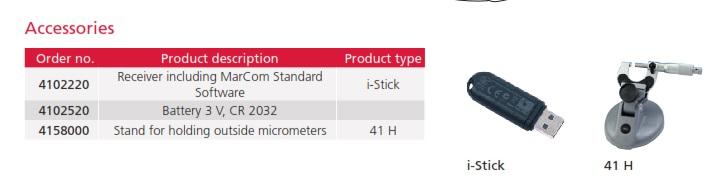 mahr digital micrometer wireless