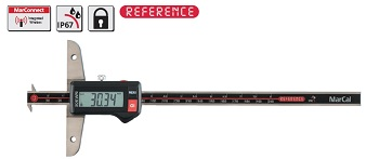 Marcal 30 EWRi-D Digtal depth gage technical photo