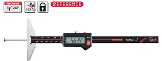 MAHR MARCAL 30 EWRI-N DIGITAL DEPTH GAGE