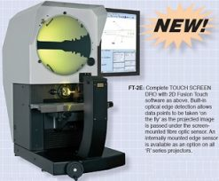 fowler optical comparator