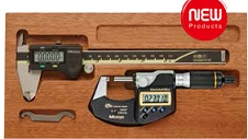 mitutoyo micrometer and caliper