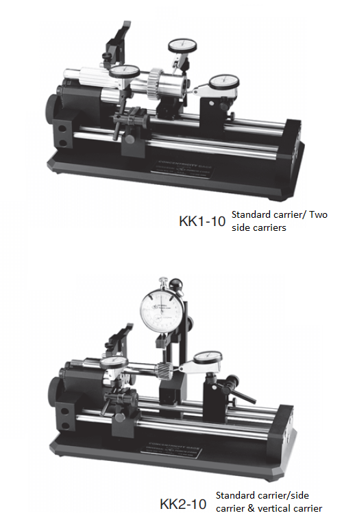 Universal Punch Model KK1 Series & KK2 Series Triple Indicator Gage