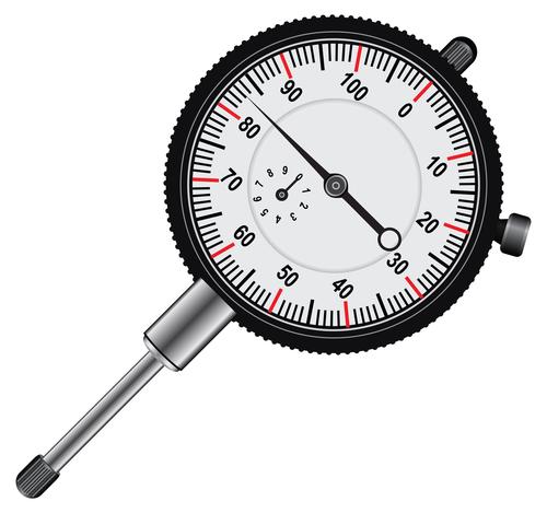dial indicator usage