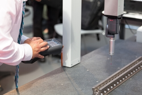 CMM Laser Scanners Can Reduce Inspection Times | Willrich
