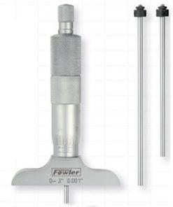 fowler depth micrometer