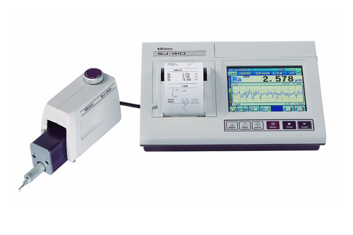 Mitutoyo SJ-410 Series Model 178-581-02A SJ-411 Portable Surface Roughness Tester