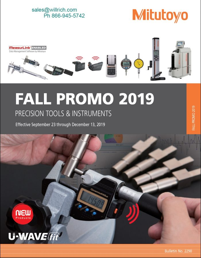 Fall Promo