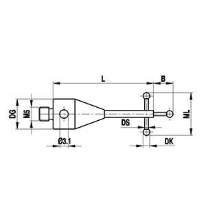 m5-stylus-for-thread-measurement-o0-5-mm-ruby-ball-img-2