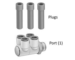 RL Port Plugs